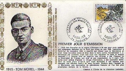 1915 - Tom MOREL- 1944